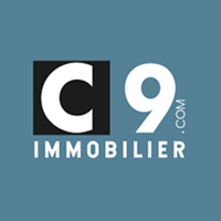 logo agence C9 immobilier